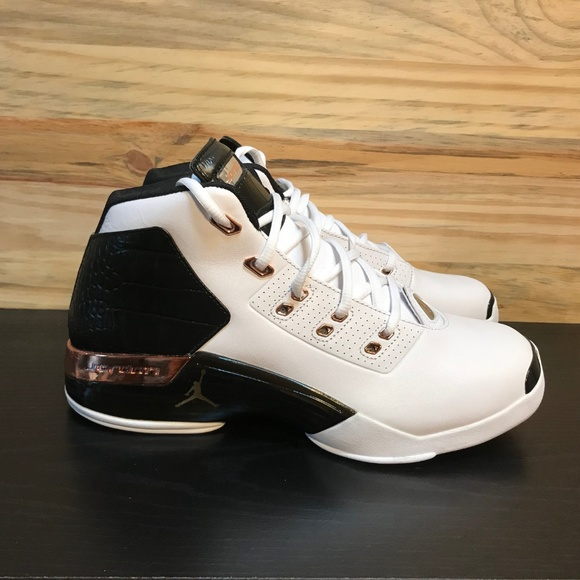 24eaff1818c5 New Nike Air Jordan 17 XVII Retro Copper Size 8.5